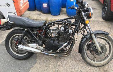 Suzuki Cruiser parts bikes – A & J Cycle