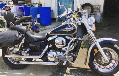 Kawasaki Cruiser parts bikes – A & J Cycle