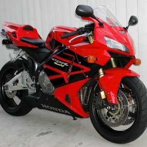 2005-2006 CBR-600rr