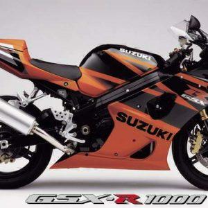 2003-2004 GSXR-1000
