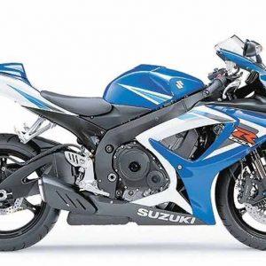 2006-2007 GSXR-750