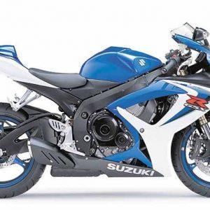 2006-2007 GSXR-600