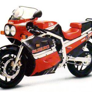 1986-1987 GSXR-750