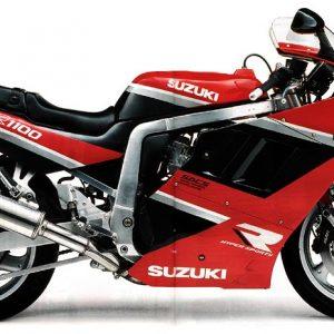 1989-1992 GSXR-1100
