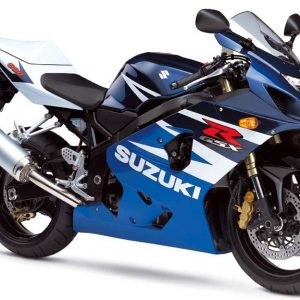 2004-2005 GSXR-600
