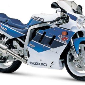 1991-1992 GSXR-750