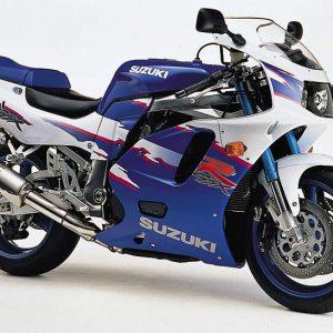 1993-1995 GSXR-750
