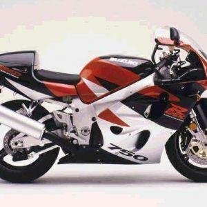 1998-1999 GSXR-750