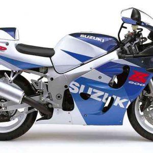 1997-2000 GSXR-600