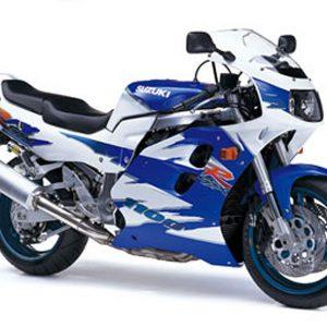1993-1998 GSXR-1100
