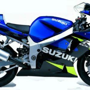 2001-2003 GSXR-600