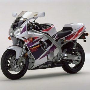 1995-1996 YZF-600