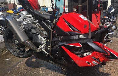 Suzuki Sport parts bikes – A & J Cycle